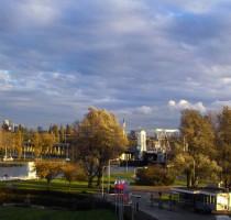 Weer en klimaat in Rotterdam