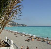 Weer en klimaat in Nice
