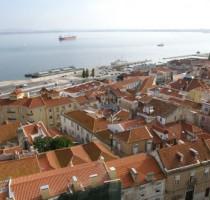 Ligging Lissabon