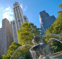 Weer en klimaat in New York
