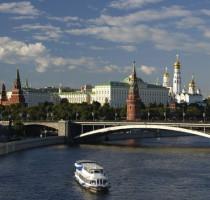 Ligging Moskou