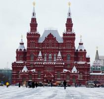 Weer en klimaat in Moskou