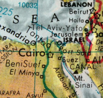 Ligging Caïro