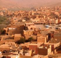 Ligging Marrakech