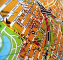 Ligging Amsterdam