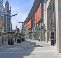 Winkelen en shoppen in Manchester