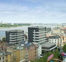Ligging Antwerpen