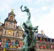 Geschiedenis van Antwerpen
