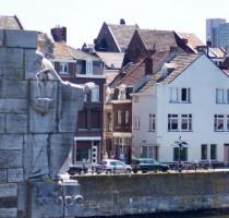 Ligging Maastricht
