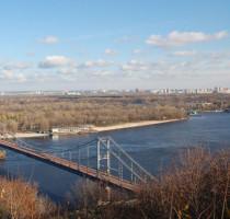 Ligging Kiev