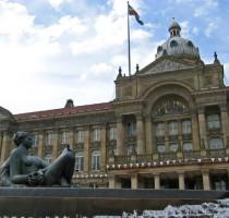 Geschiedenis van Birmingham