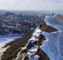 Weer en klimaat in Edinburgh
