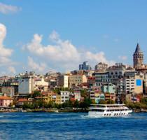Ligging Istanbul