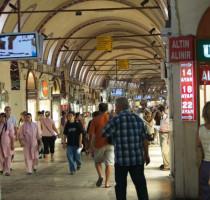 Winkelen en shoppen in Istanbul
