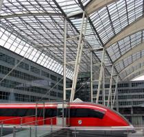 Vervoer in München