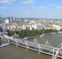 Ligging Londen