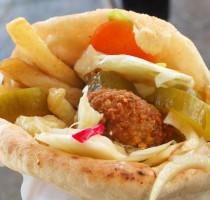 Eten en drinken in Jeruzalem