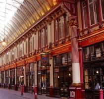 Winkelen en shoppen in Londen