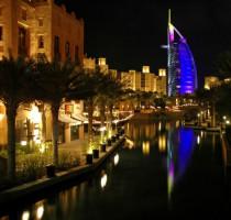 Uitgaan in Dubai