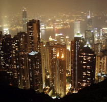 Uitgaan in Hongkong