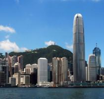Weer en klimaat in Hongkong