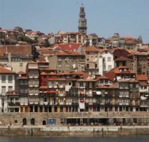 Ligging Porto