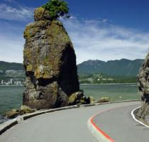 Weer en klimaat in Vancouver