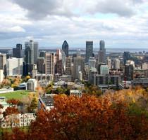 Weer en klimaat in Montréal