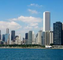 Weer en klimaat in Chicago