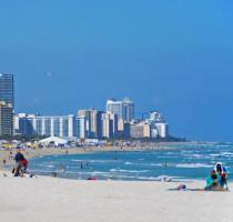 Ligging Miami