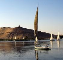 Weer en klimaat in Luxor