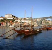Weer en klimaat in Porto