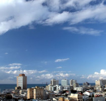 Weer en klimaat in Tel Aviv