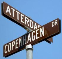 Ligging Kopenhagen