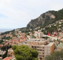 Ligging Monaco