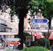 Vervoer in Monaco