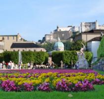 Weer en klimaat in Salzburg
