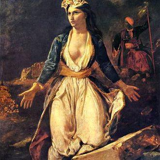 Kunstwerk in het Musée des Beaux-Arts