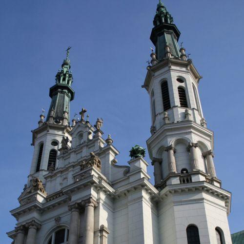 Torens van de Heilig-Kruiskerk