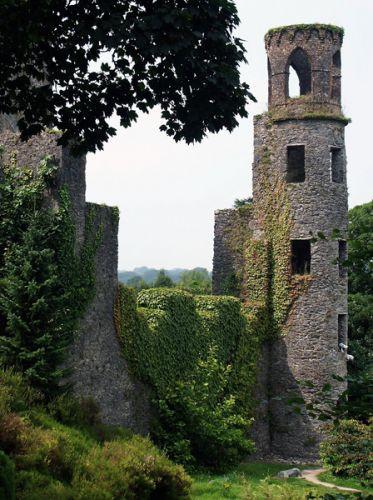 Toren van Castle Bernard