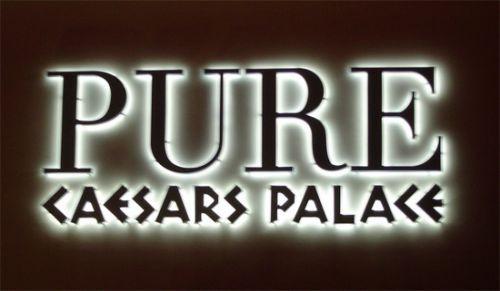 Logo van Caesars palace