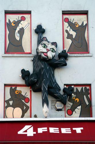 Kat in Camden Town