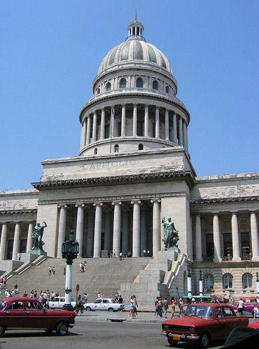 Koepel van El Capitolio Nacional