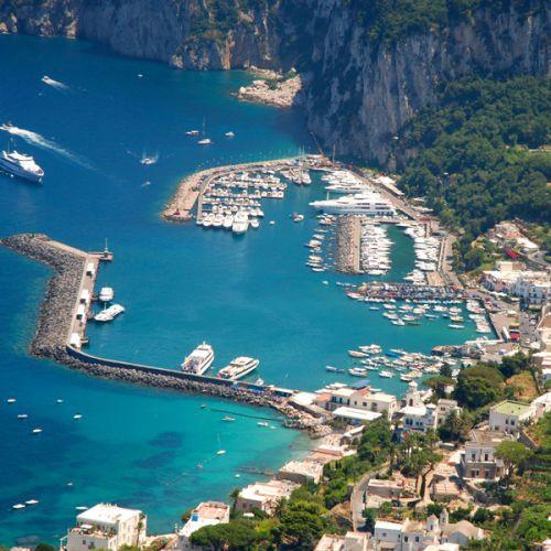 Haven van Capri