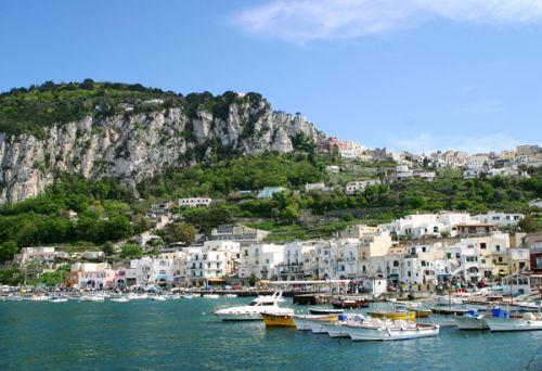 Bootjes op Capri