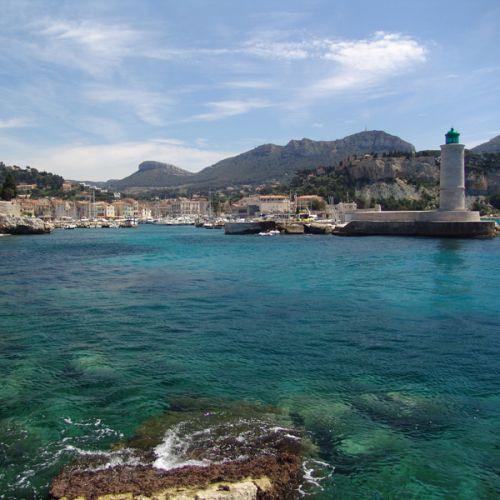 Zee aan Cassis