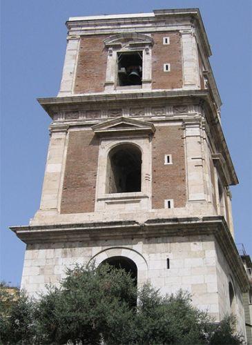 Zicht op Santa Chiara