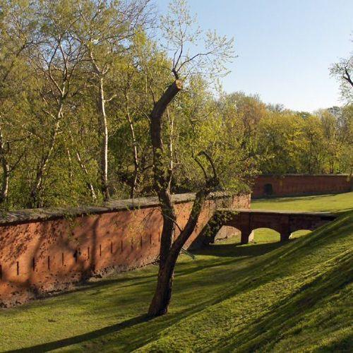 Muren van de Cytadela