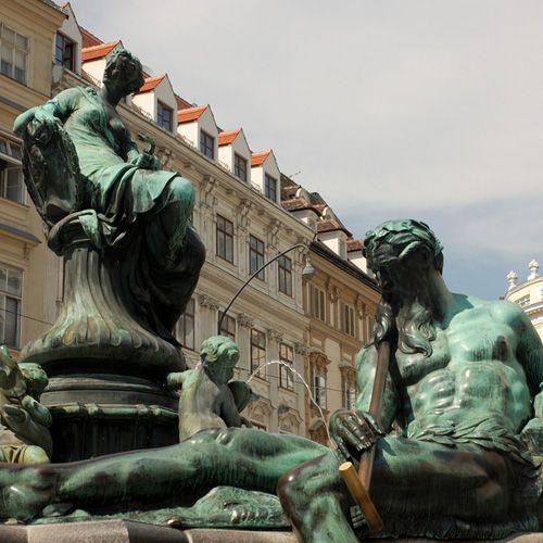 Fontein de Donnerbrunnen