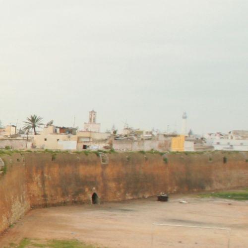 Verdedigingswallen van El-Jadida